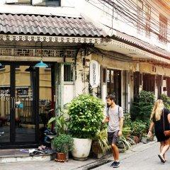Here Hostel Бангкок городской автобус