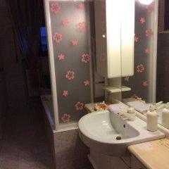 Отель Appartamento Pomarico Бернальда ванная