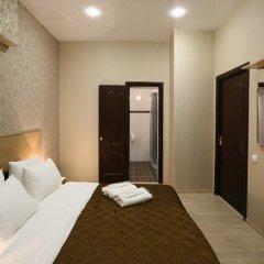 Гостиница Эден 3* Стандартный номер с двуспальной кроватью фото 7