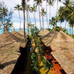 Отель Lipa Bay Resort 3* Вилла с различными типами кроватей фото 5