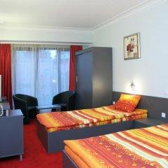 Hotel Ajax 3* Стандартный номер с различными типами кроватей фото 9