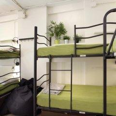 Gracia City Hostel Кровать в общем номере с двухъярусной кроватью фото 4