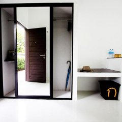 Отель Alphabeto Resort 3* Улучшенный номер с двуспальной кроватью фото 2