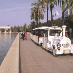 Отель Valenciaflats Torres de Serrano Испания, Валенсия - отзывы, цены и фото номеров - забронировать отель Valenciaflats Torres de Serrano онлайн приотельная территория