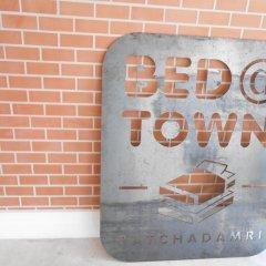 Bed@town Hostel Бангкок фото 2