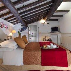 Отель Sole al Pantheon Penthouse Италия, Рим - отзывы, цены и фото номеров - забронировать отель Sole al Pantheon Penthouse онлайн комната для гостей фото 2