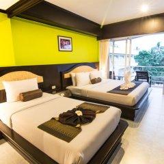 Samui First House Hotel 3* Номер Делюкс с различными типами кроватей фото 6