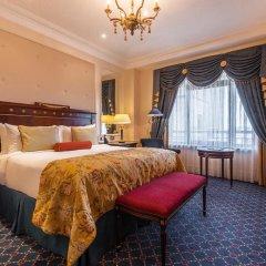 Fairmont Grand Hotel Kyiv 5* Стандартный номер фото 4