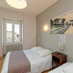 Отель Commerce et Touring 2* Стандартный номер с различными типами кроватей фото 2