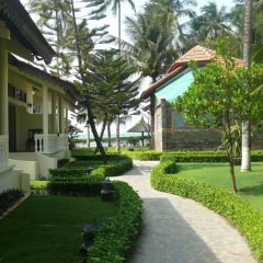 Отель Hai Au Mui Ne Beach Resort & Spa 4* Номер Делюкс фото 11