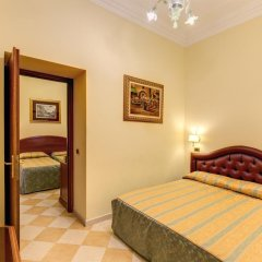 Отель Contilia 3* Стандартный номер с различными типами кроватей фото 10