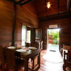 Отель Ananta Thai Pool Villas Resort Phuket 3* Вилла разные типы кроватей фото 12