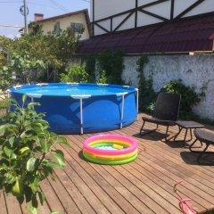 Гостиница Alpic Guest House бассейн
