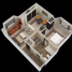 Отель Hilton Budapest 5* Полулюкс с различными типами кроватей