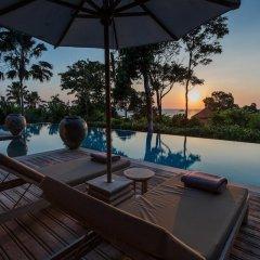 Отель Trisara Villas & Residences Phuket 5* Вилла с различными типами кроватей фото 2