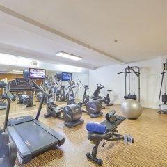 Отель Prinsotel la Pineda фитнесс-зал