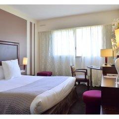 Отель Servotel Saint-Vincent 4* Стандартный номер с различными типами кроватей фото 2