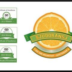 Отель Sjudoransj B&B Нидерланды, Амстердам - отзывы, цены и фото номеров - забронировать отель Sjudoransj B&B онлайн помещение для мероприятий