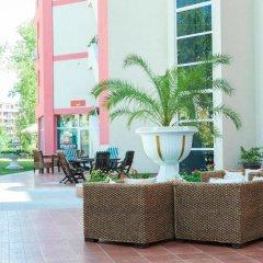 Апартаменты Mirena Rose Garden Family Studio Солнечный берег интерьер отеля фото 3