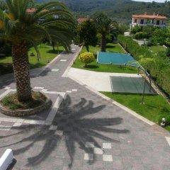Отель Villa Nefeli - Akti Salonikiou бассейн