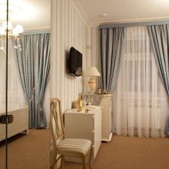 Мини-Отель Villa de Ville 4* Номер Комфорт разные типы кроватей фото 2