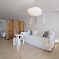 Отель Santorini Secret Suites & Spa 5* Люкс Absolute с различными типами кроватей фото 7