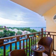 Отель Hoi An Silk Marina Resort & Spa 4* Номер Делюкс с различными типами кроватей фото 4