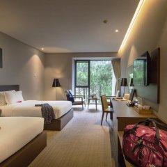 Terracotta Hotel & Resort Dalat 4* Улучшенный номер с 2 отдельными кроватями
