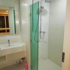 Отель Lovely Condo Паттайя ванная фото 2