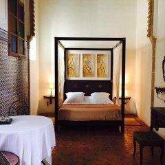 Отель Riad Marhaba Марокко, Рабат - отзывы, цены и фото номеров - забронировать отель Riad Marhaba онлайн комната для гостей