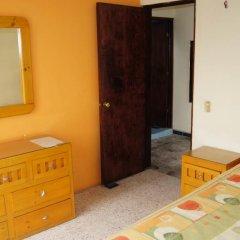Отель Hostal Pension Mina Мексика, Гвадалахара - отзывы, цены и фото номеров - забронировать отель Hostal Pension Mina онлайн удобства в номере фото 2