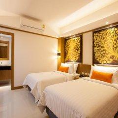 Chabana Kamala Hotel 4* Улучшенный номер с двуспальной кроватью фото 2