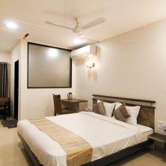 OYO 4155 Hotel The Sudesh 3* Стандартный номер с различными типами кроватей фото 3