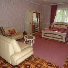 Гостиница Mini Hotel Gostevoy Dom в Саранске отзывы, цены и фото номеров - забронировать гостиницу Mini Hotel Gostevoy Dom онлайн Саранск комната для гостей фото 3