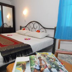 Отель Lanta Island Resort 3* Бунгало с различными типами кроватей фото 17