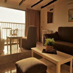 Отель Apartamentos Casa Blanca Испания, Торремолинос - отзывы, цены и фото номеров - забронировать отель Apartamentos Casa Blanca онлайн комната для гостей фото 5