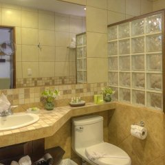 Pumilio Mountain & Ocean Hotel 4* Люкс с различными типами кроватей фото 11