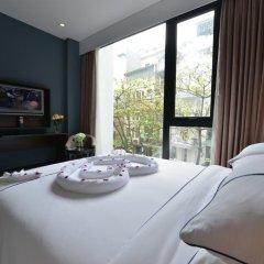 Hanoi Emerald Waters Hotel Trendy 3* Номер Делюкс с различными типами кроватей фото 15