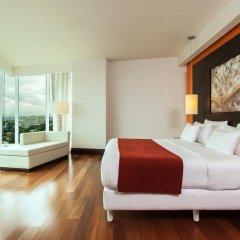 Отель NH Collection Guadalajara Providencia 4* Улучшенный номер с различными типами кроватей фото 2