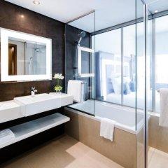 Отель Novotel Fujairah 3* Стандартный номер с различными типами кроватей фото 4