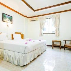Отель Baan Paradise 2* Стандартный номер с двуспальной кроватью фото 3