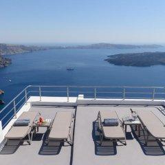Отель Krokos Villas Греция, Остров Санторини - отзывы, цены и фото номеров - забронировать отель Krokos Villas онлайн бассейн фото 3