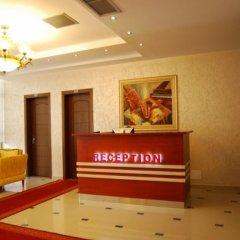 Отель Gjuta Hotel Албания, Тирана - отзывы, цены и фото номеров - забронировать отель Gjuta Hotel онлайн интерьер отеля