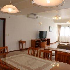 Апартаменты Garden View Court Serviced Apartments Улучшенные апартаменты с различными типами кроватей фото 14