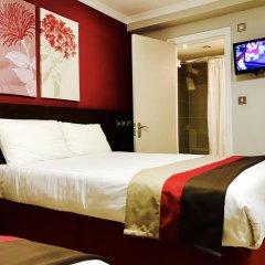 Royal Cambridge Hotel 3* Стандартный семейный номер с двуспальной кроватью фото 6