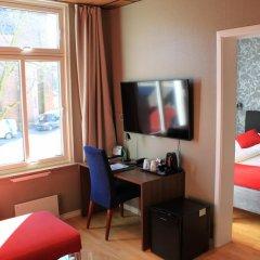 Moss Hotel 3* Стандартный семейный номер с двуспальной кроватью фото 5