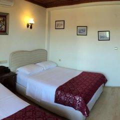 Saruhan Hotel 3* Стандартный номер с различными типами кроватей фото 7