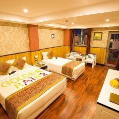 Отель Golden Rain 2 3* Номер Делюкс фото 45