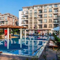 Отель in Dawn Park Aparthotel Болгария, Солнечный берег - отзывы, цены и фото номеров - забронировать отель in Dawn Park Aparthotel онлайн бассейн