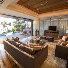 Отель Trisara Villas & Residences Phuket 5* Стандартный номер с различными типами кроватей фото 43